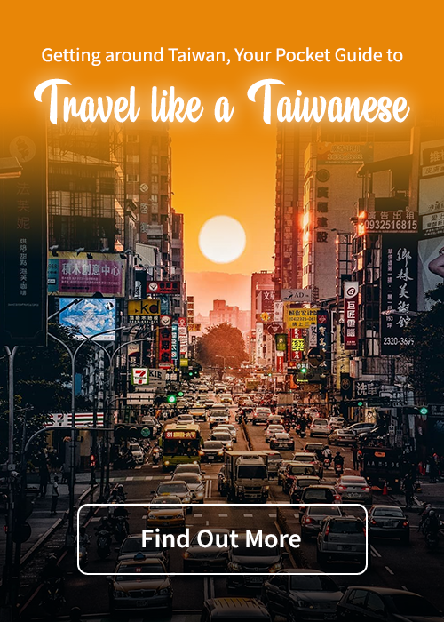 Getting around Taiwan, Your Pocket Guide to Travel like a Taiwanese