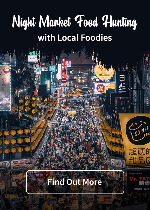 Night Market Food Hunting with Local Foodies