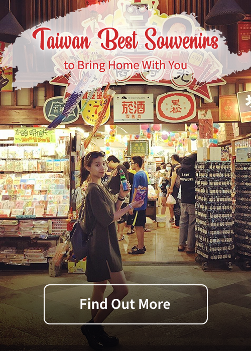 Taiwan Best Souvenirs to Bring Home With You
